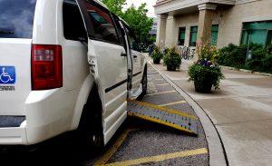 Wheelchair taxi Toronto rates